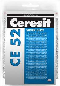 Добавка к Эпоксидной Затирке Ceresit CE 52 75гр Silver Dust / Церезит СЕ 52