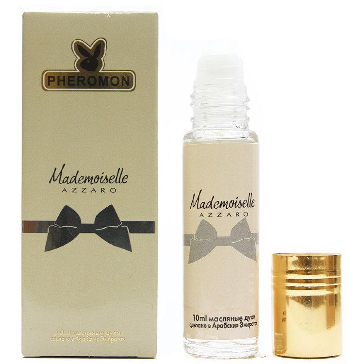 Масляные духи с феромонами Azzaro Mademoiselle 10ml