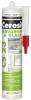 Герметик для Стекла и Аквариумов Ceresit CS 23 280мл Силиконовый, Бесцветный, Белый / Церезит ЦС 23
