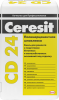 Шаклевка для Бетона Ceresit CD 24 25кг Полимерная до 5мм Высокопрочная / Церезит СД 24