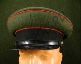 Фуражка рядового и комначсостава артиллерии, обр. 1935 г., реплика (под заказ)