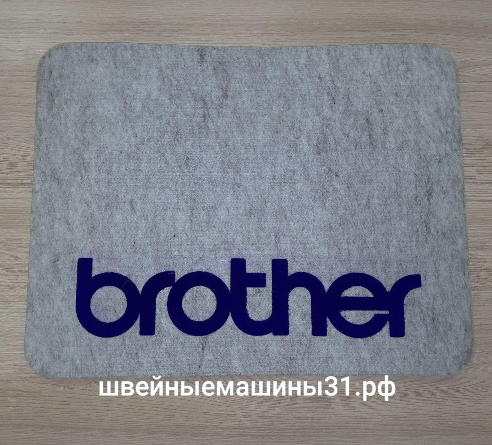 Коврик Brother.    Цена 550 руб
