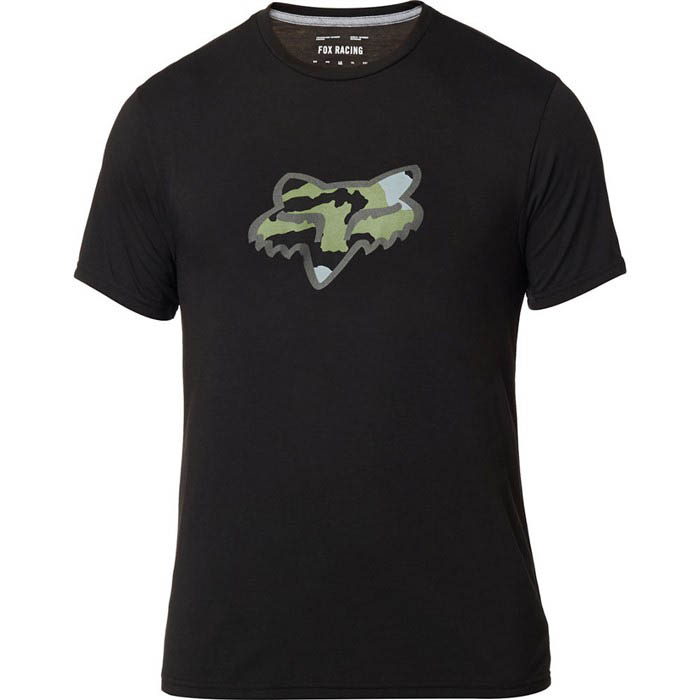 Fox Predator SS Tech Tee Black футболка