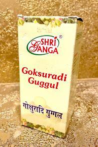Гокшуради Гуггул,  Путей,Shri Ganga укрепляет и тонизирует почки
