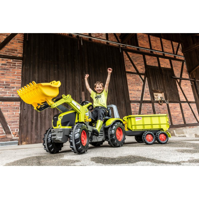 Трактор на педалях CLAAS Rolly Toys 651092