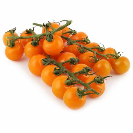 Черри Сладкая Я года Оранжевый на ветке