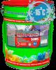Грунт-Эмаль Адгезивная Краско Цикроль 50MS 20кг Серая, Полуглянцевая для для Оцинкованного Металла