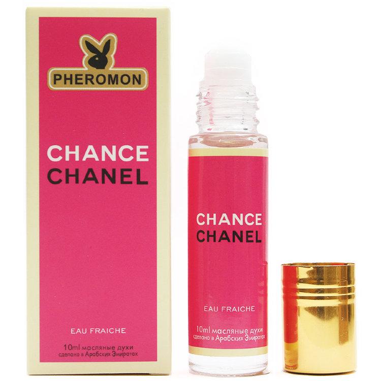 Масляные духи с феромонами Chanel Chance 10ml