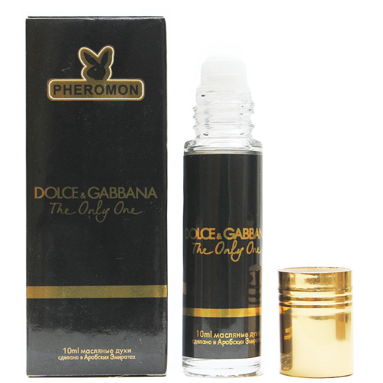 Масляные духи с феромонами D&G The Only One 10ml