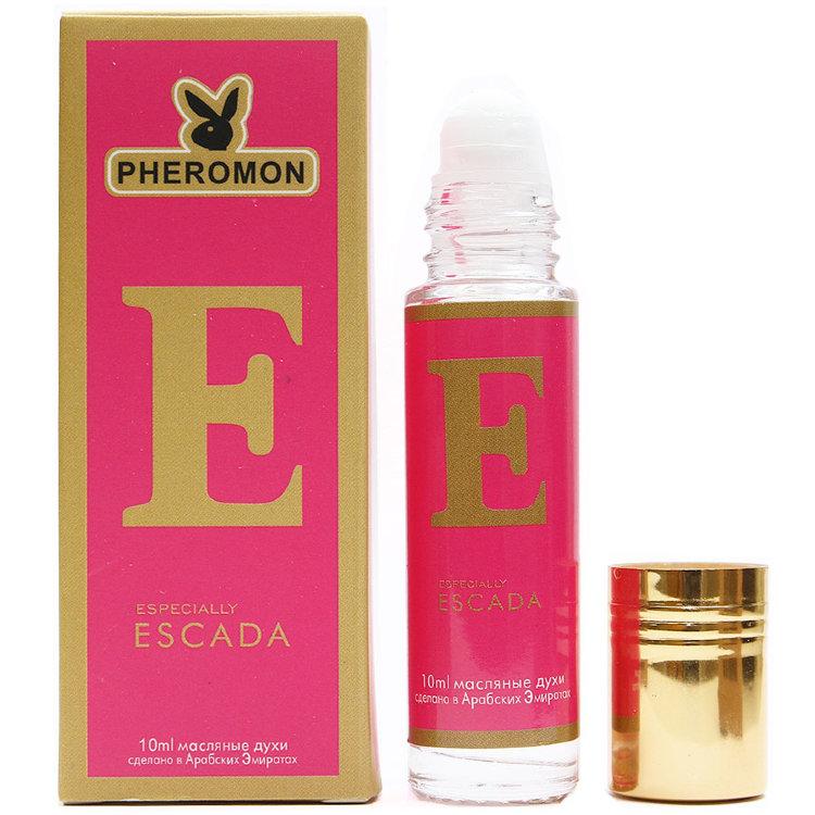Масляные духи с феромонами Escada Especially 10ml