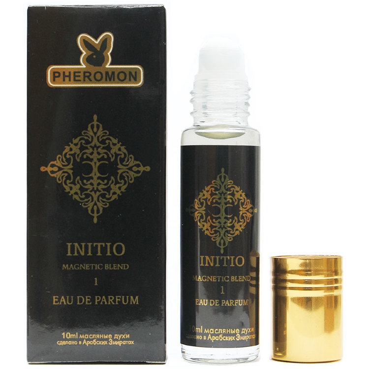 Масляные духи с феромонами INITIO Magnetic Blend 1 10ml