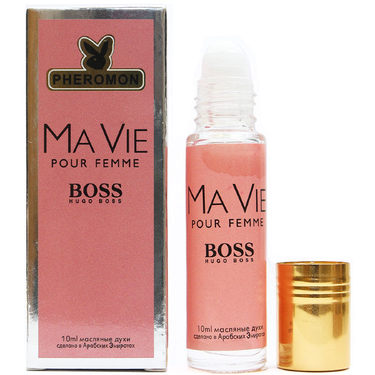 Масляные духи с феромонами Hugo Boss Boss Ma Vie 10ml