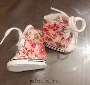 Обувь для игрушек - сапожки малышам