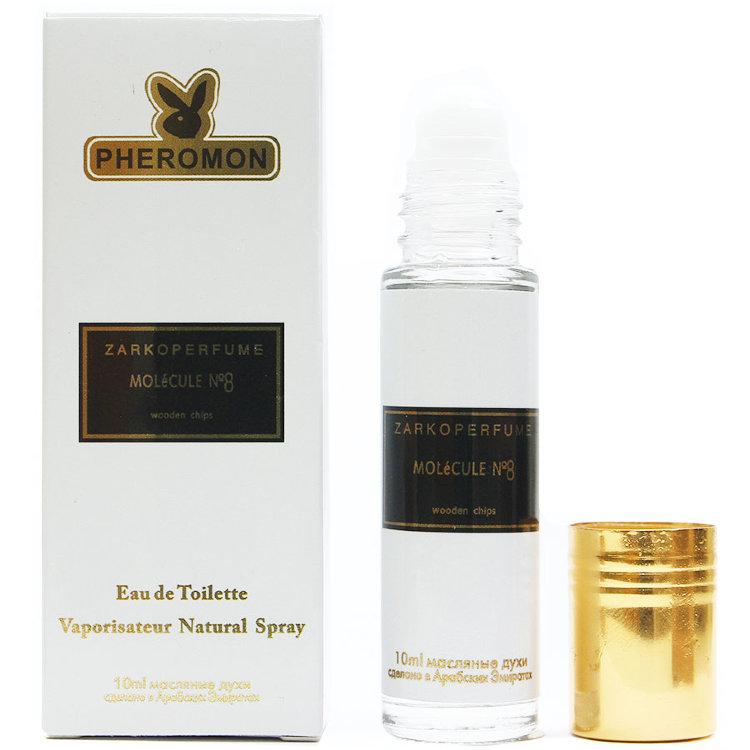 Масляные духи с феромонами Zarkoperfume MOLeCULE № 8 10ml