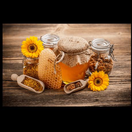 Картина на холсте Дары пчел