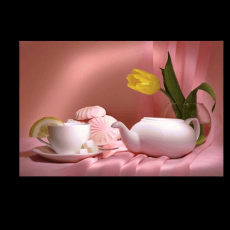 Картина на холсте Завтрак в постель