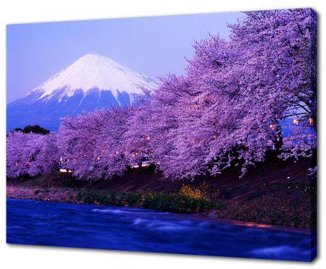 Картина на холсте Фуджи