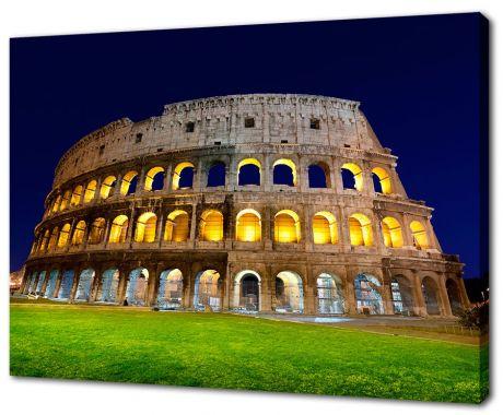 Картина на холсте Колизей