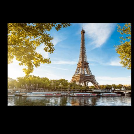 Картина на холсте Сердце Франции