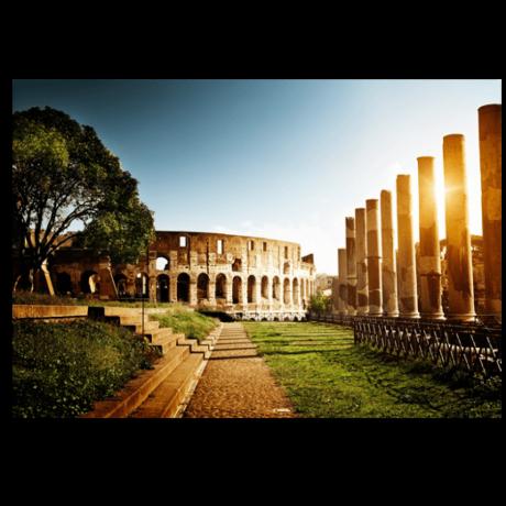 Картина на холсте Древние колонны