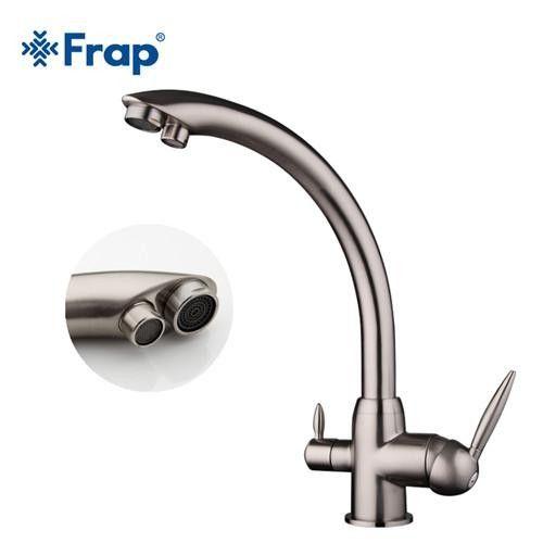 Frap H99 F4399-5 Смеситель для кухни со встроенным  фильтром