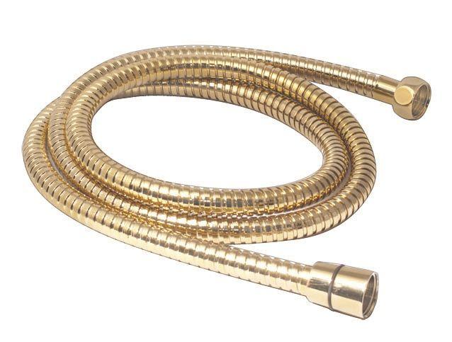 Шланг для душа 150 — 175 см Kaiser Gold 0010