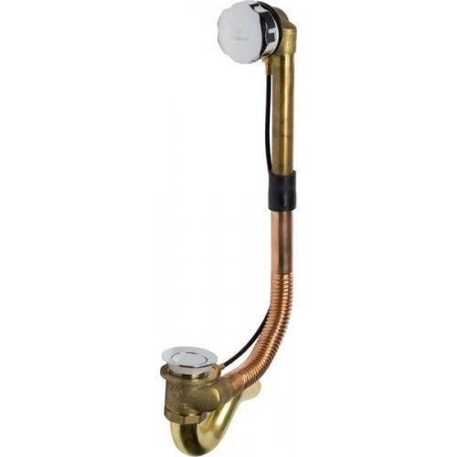 Обвязка для ванны полуавтомат KAISER 8003 латунь