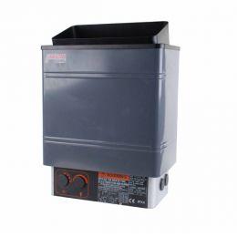 Электрокаменка Amazon AM90MI 9 кВт с выносным пультом (краш. металл)