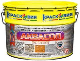 Гидрофобизатор Красковия Аквасол Protect 10л для Придания Водоотталкивающих Свойств