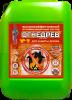 Огнебиозащитный Состав Красковия Огнедрев 5кг для Дерева Розовый, Высокоэффективный