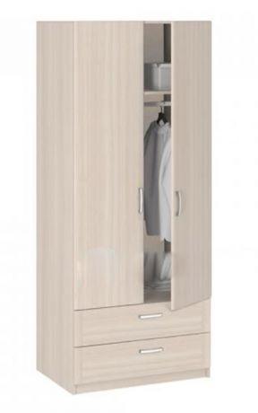 Шкаф 2х-дверный 5.28 Лотос