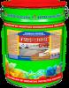 Жидкая Кровля 2-х комп. Краско Гидролон (УФ) 20кг Серый, Красно-Коричневый, Гидроизоляционный Наливной Состав