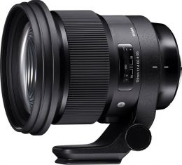 Объектив Sigma 105mm f/1.4 DG HSM Art Canon EF