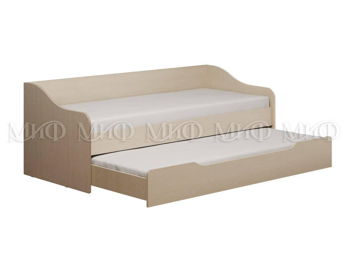 Выдвижная кровать Вега 2