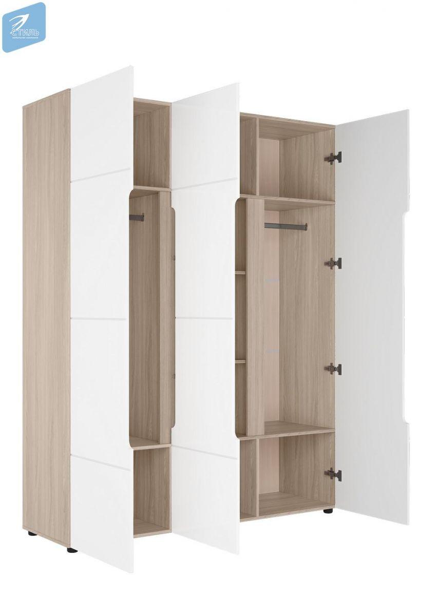 Шкаф 3-х створчатый Палермо-3 ШК-011
