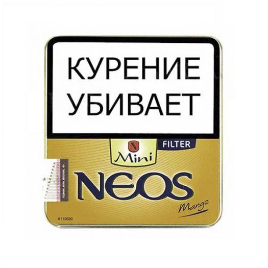 Сигариллы Neos Mini Filter Mango (10)