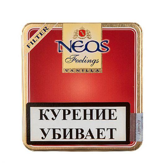 Сигариллы Neos Feelings Vanilla (10)