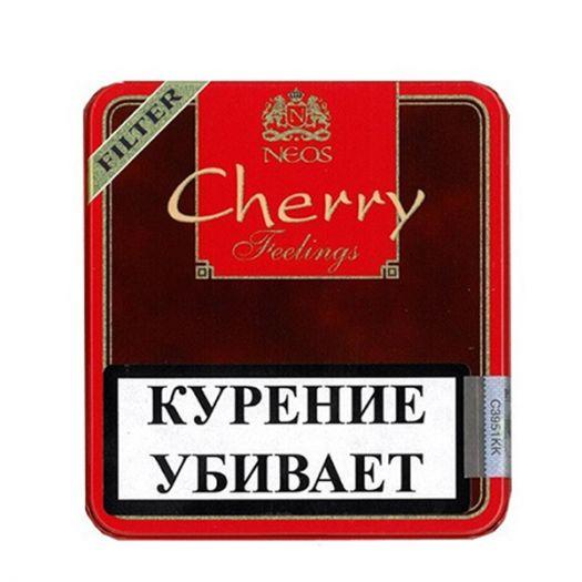 Сигариллы Neos Feelings Cherry (10)