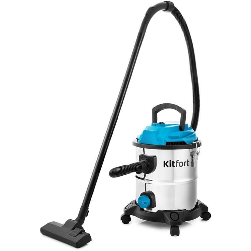 Пылесос хозяйственный KitFort KT-548