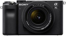 Цифровая фотокамера Sony Alpha A7C Kit 28-60mm
