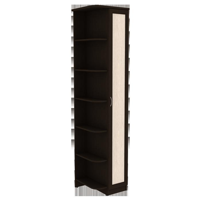 Шкаф-стеллаж арт. 108 (венге)