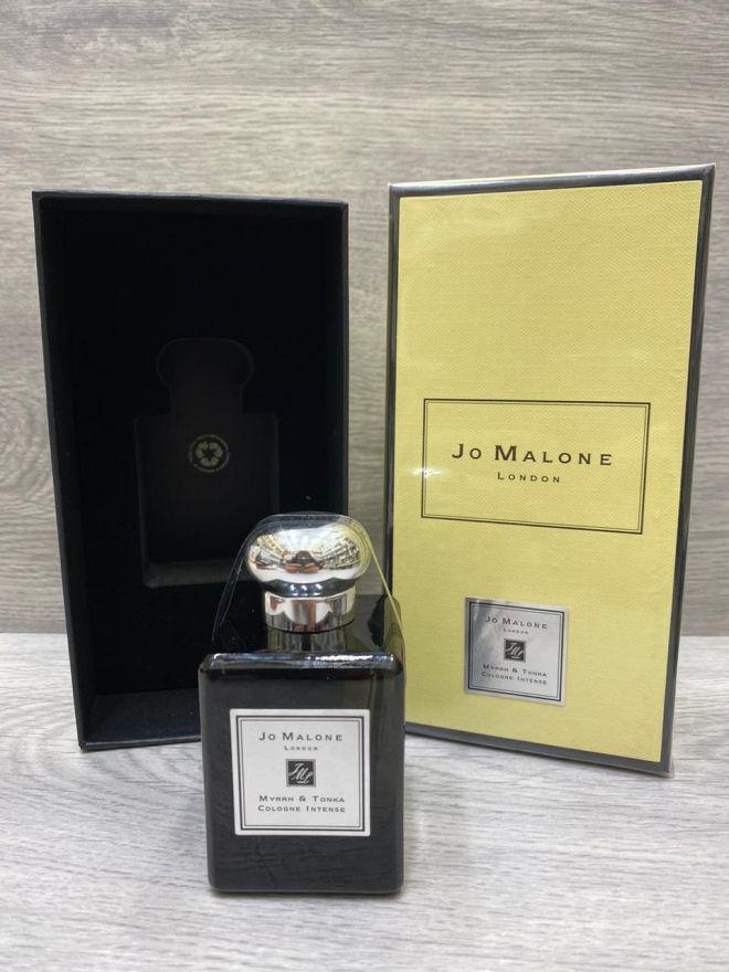 Jo Malone Myrrh & Tonka Cologne Intense 50 мл (унисекс)