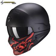 Шлем Scorpion Exo-Combat Evo Samurai