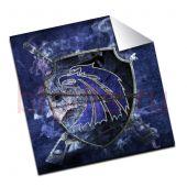 Виниловые наклейки группировки Наемники сталкер из вселенной S.T.A.L.K.E.R.