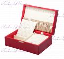 Шкатулка для ювелирных украшений 2918 молочная
