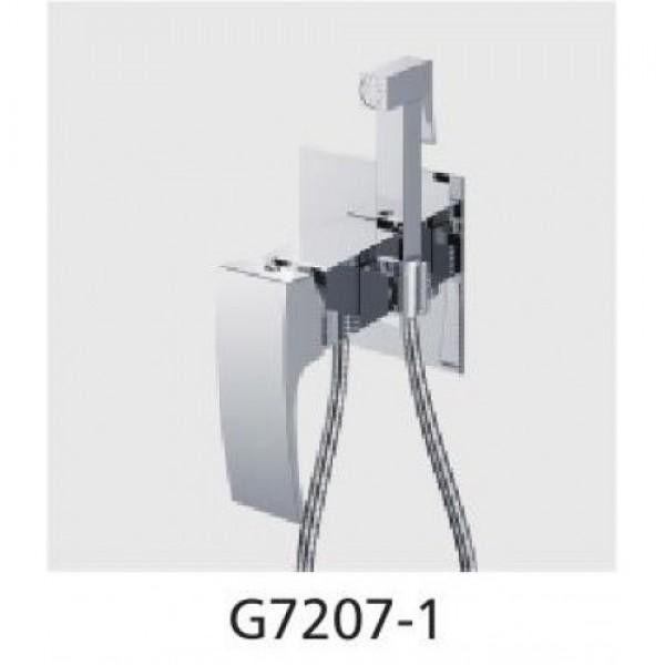 Гигиенический смеситель Gappo Jacob G7207-1