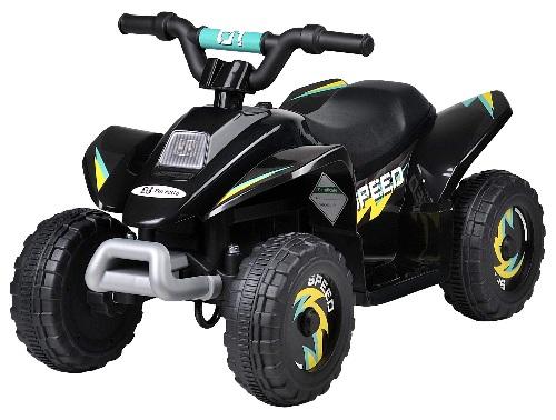Детский электромобиль (2020) JJ1234, черный / black