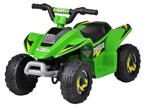 Детский электромобиль (2020) JJ1234, зелёный / green