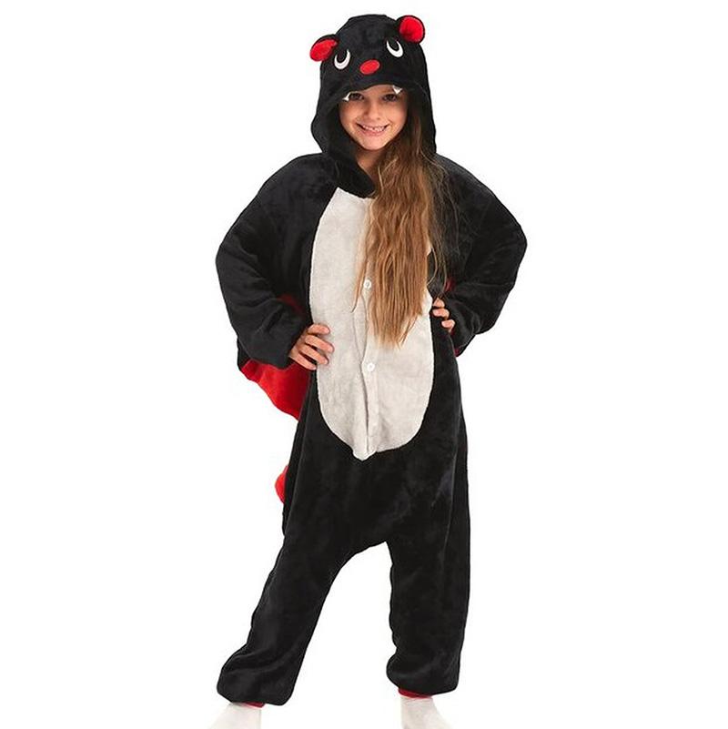 Детская Пижама Кигуруми Летучая Мышь
