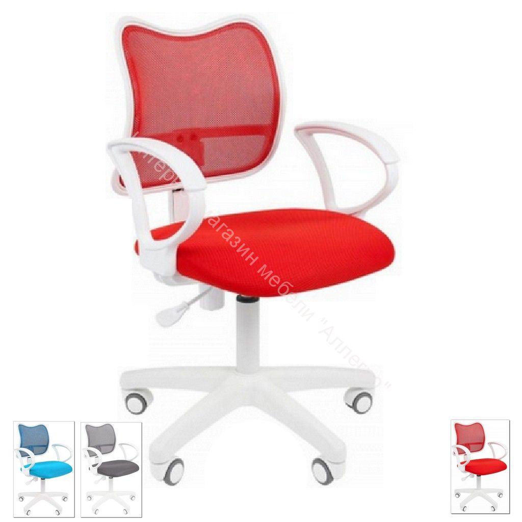 """Офисное кресло """"CHAIRMAN 450 LT White"""""""